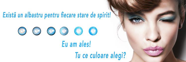 Lentile Albastre