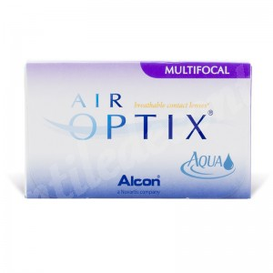 lentile de contact air optix aqua multifocal 6 buc