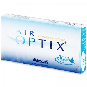 lentile de contact air optix aqua 3 buc