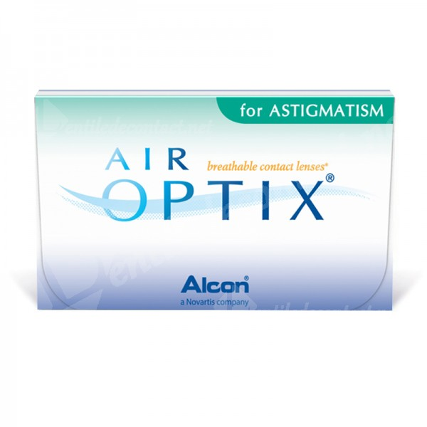 lentile contact air optix aqua astigmatism